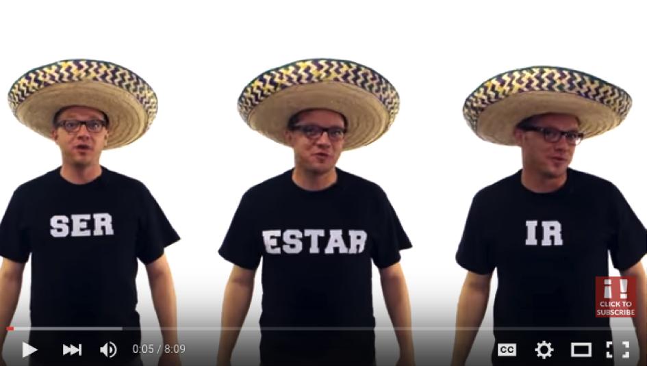Spanisch lernen video