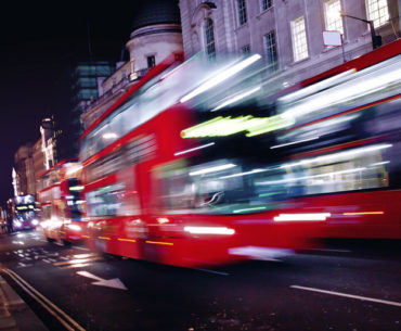 Schnell-Englisch-lernen-Zeitfaktor-Lon-Bus