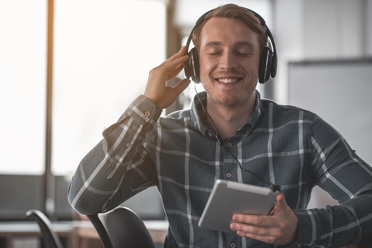 Nur ein guter Ton macht die Musik! Achten Sie auf guten Sound beim Sprachenlernen