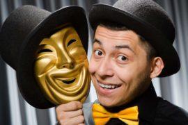 Lustiges Gesicht und Maske. 3 Birkenbihl-Spiele für bessere Kommunikation, Kreativität und Problemlösung