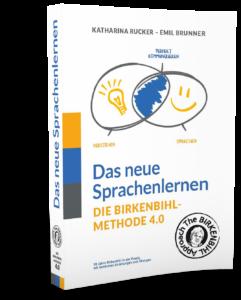 Buchcover 3D Das neue Sprachenlernen - Birkenbihl-Methode 4.0