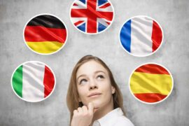 Muttersprache beim Sprachenlernen